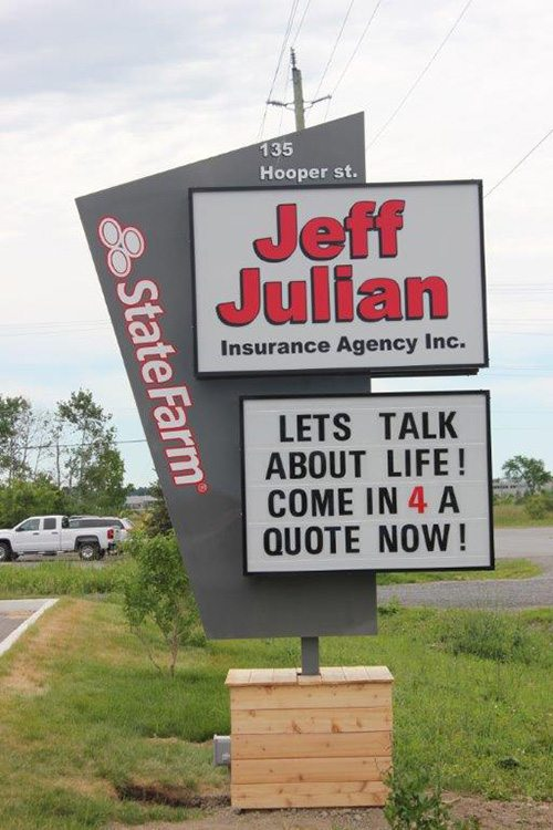 backlit-sign-jeff-julian-insurance-carleton-place