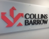 Collins Barrow Interior Sign