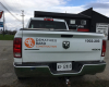 DeMathieu Bard Truck Decals 2